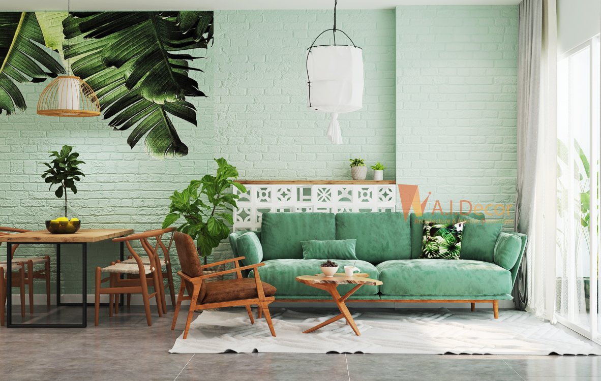 Orchard Pakview – Tropical Style
